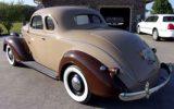 11938 Dodge 5-Window Coupe