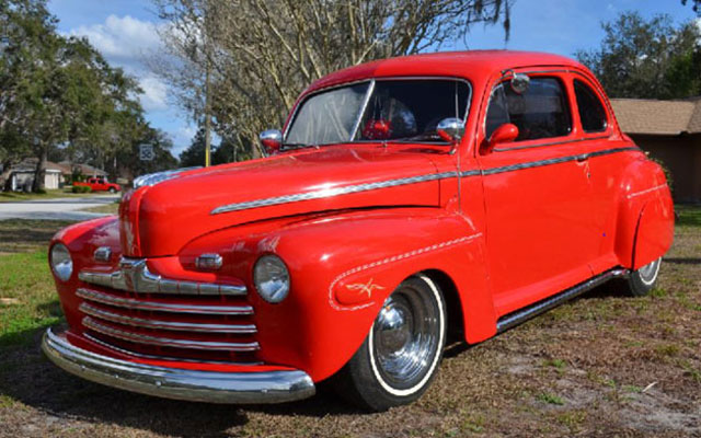 1946 Ford Tudor DEAL of the DAY