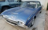 1962 Ford Thunderbird Convertible DEAL of the DAY