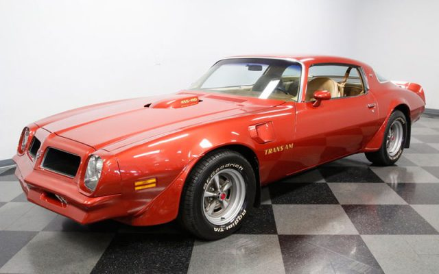 1976 Pontiac Trans Am Deal of the Day