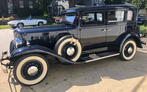 1932 REO Flying Cloud