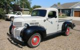 1941 Dodge WC Pickup Chosen Deal of the Day in this week's Cars-On-Line.com newsletter.