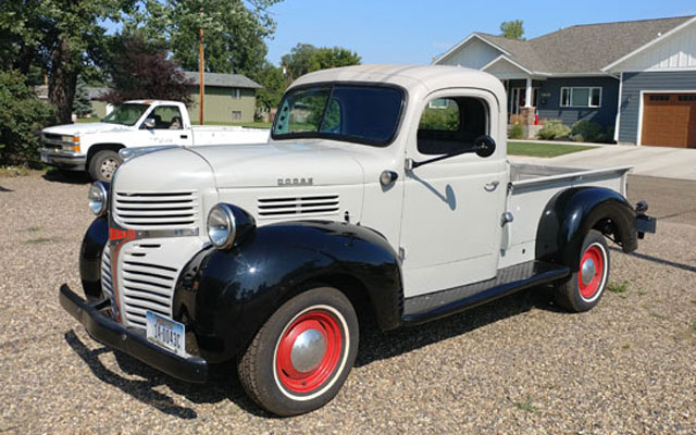 1941 Dodge WC Pickup chosen Deal of the Day