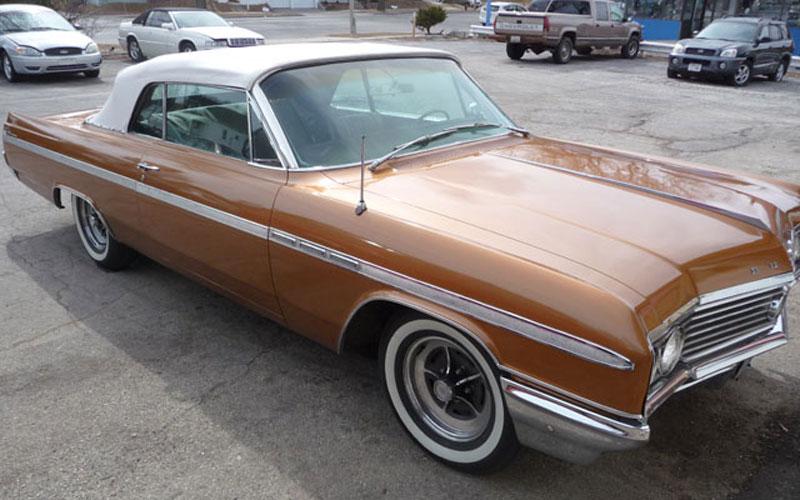 A rare 1964 Buick LeSabre Convertible