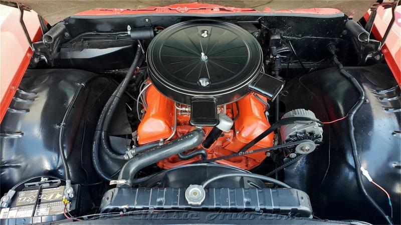 1960 Chevrolet Impala Convertible 348 Tripower