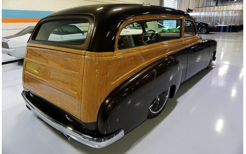 1950 Tin Woody Wagon