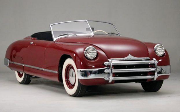 1950 Kurtis Sport Car