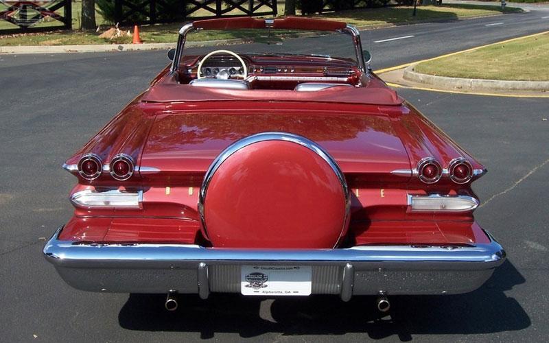 Rare 1960 Pontiac Bonneville Convertible