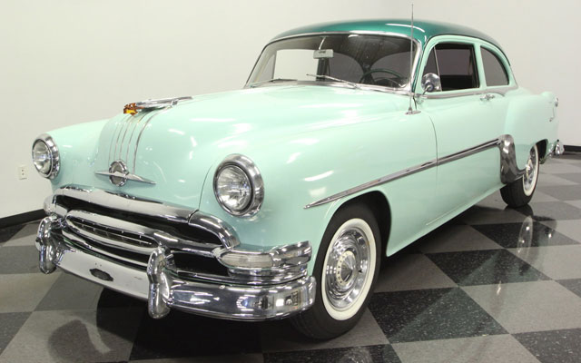 1954 Pontiac Chieftain Deal of the Day