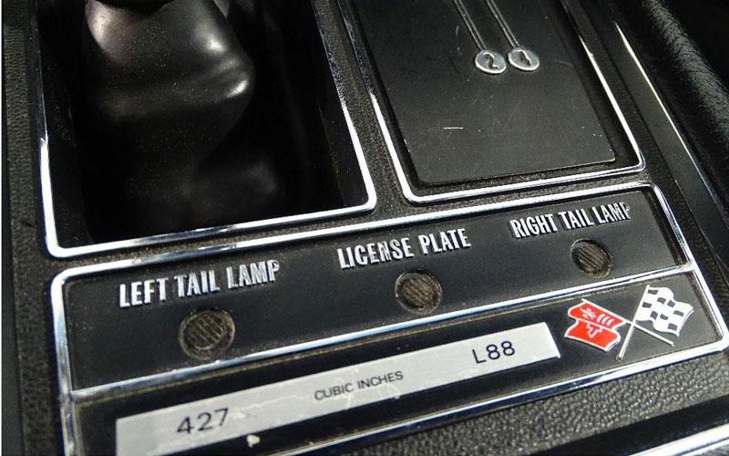 1969 Corvette L-88 Convertible