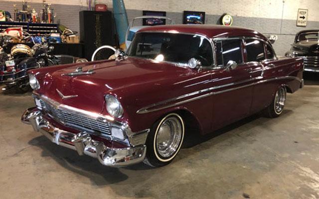 1956 Chevrolet Bel Air Custom