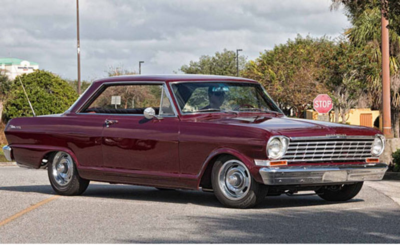 1963 Chevy Nova SS Deal of the Day