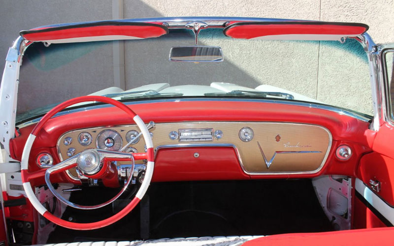 Historic 1955 Packard Caribbean Convertible Available In