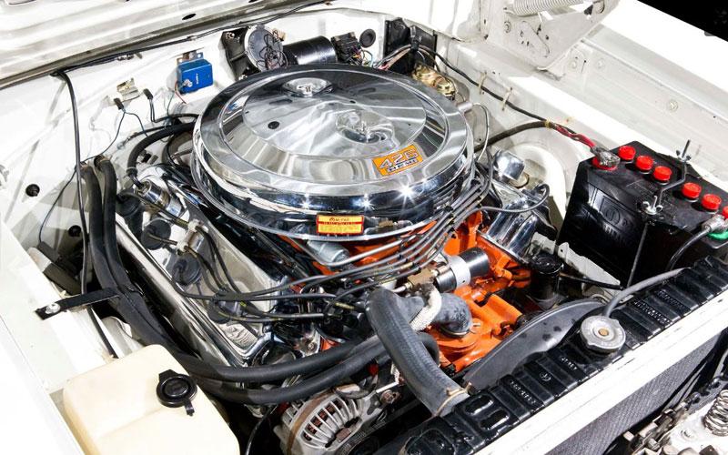 1967 Dodge Coronet Hemi R/T Convertible