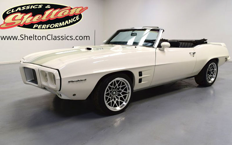 1969 Pontiac Firebird Convertible Deal of the Day