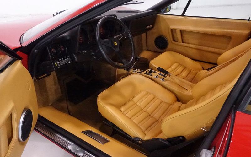 1983 Ferrari 512 BBi Boxer