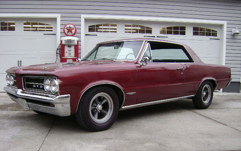1964 Pontiac GTO Hardtop Chosen Deal of the Day