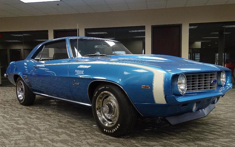 Grand Pre Car >> Rare 1969 Berger COPO Camaro Now Available - My Dream Car