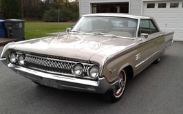 1964 Mercury Marauder Fastback Deal of the Day