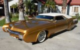 The Golden Pirhana, 1966 Buick Riviera Custom