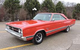1967 Dodge Coronet 2-Dr Hardtop