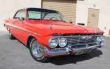 1961 Chevrolet Impala Super Sport Bubble Top