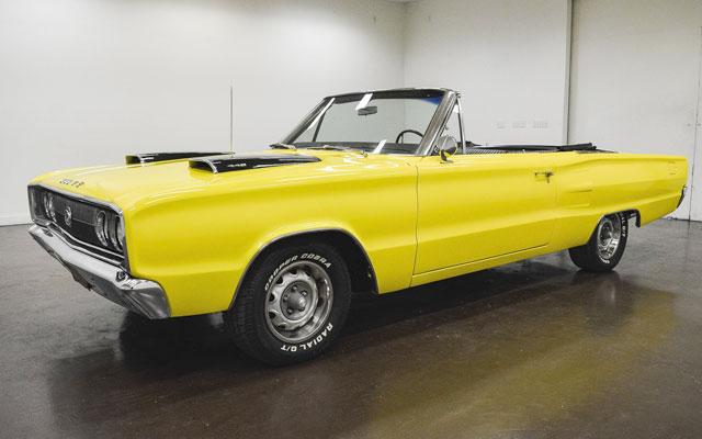 1967 Dodge Coronet Convertible