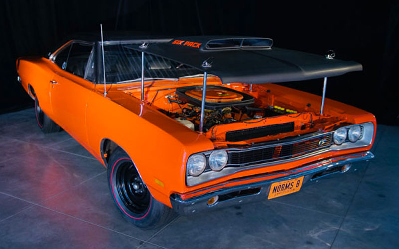 Mr Norm's Dodge A12 Super Bee - My Dream Car