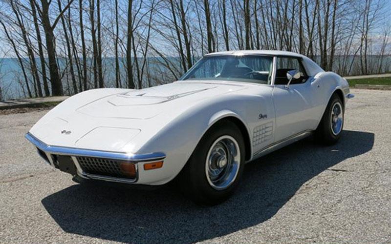 1972 Corvette ZR1