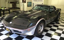 1978 Corvette Indy Pace Car