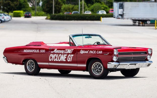 1966 Mercury Cyclone GT Pace Car Convertible