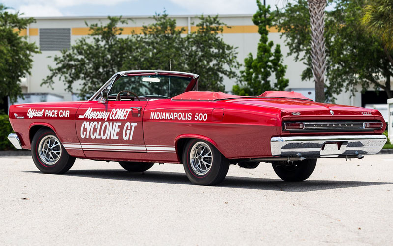 1966 Mercury Cyclone GT Pace Car Convertible - My Dream Car
