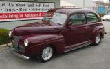 1941 Ford Tudor Sedan