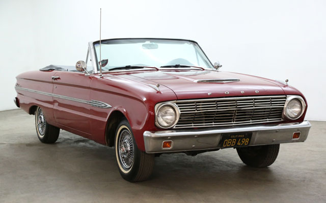 1963 Ford Falcon Futura Convertible chosen Deal of the Day