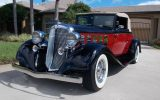 1933 Chrysler Imperial Convertible Coupe
