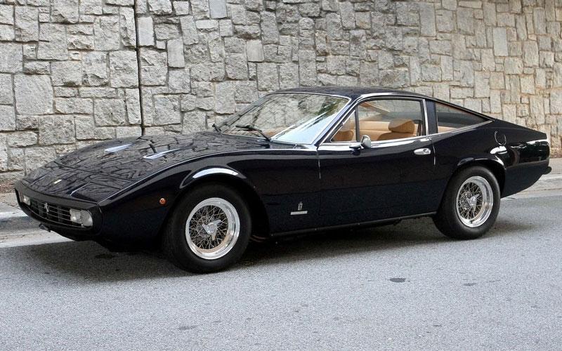 1972 Ferrari 365 GTC/4 more rare than a Daytona