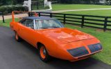 Vitamin C Orange 1970 Plymouth Superbird