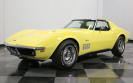 1969 Corvette 427 Coupe