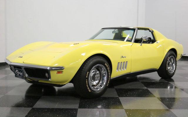 1969 Corvette 427 Coupe