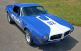 1971 Pontiac Trans Am Tirebird