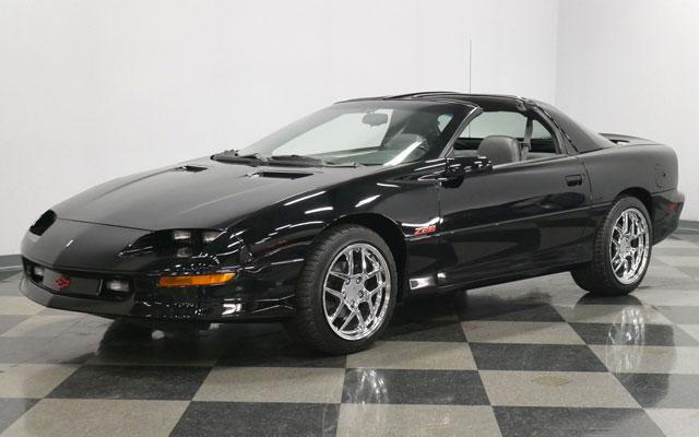 1997 Camaro Z28