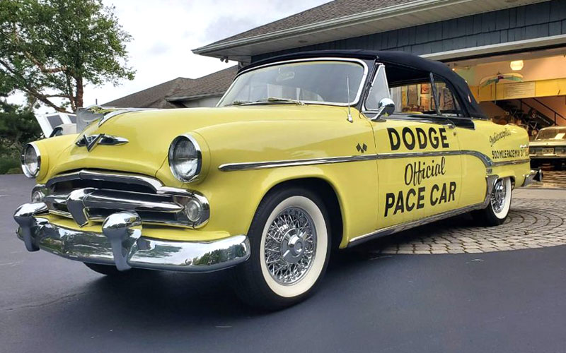 1954 Dodge Royal Indy Pace Car Convertible