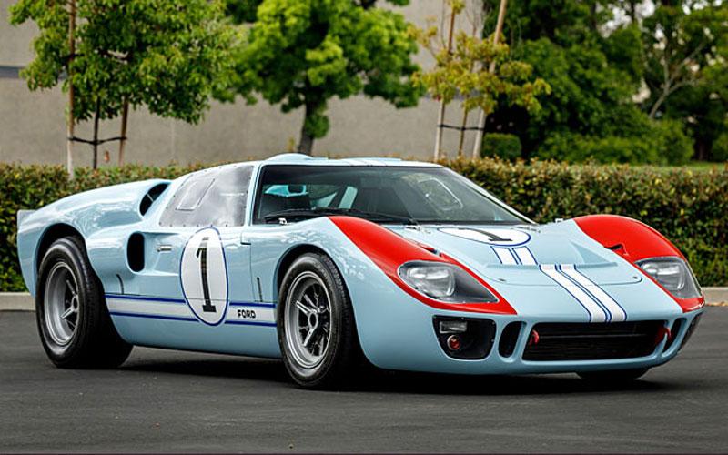 Ford v Ferrari GT-40