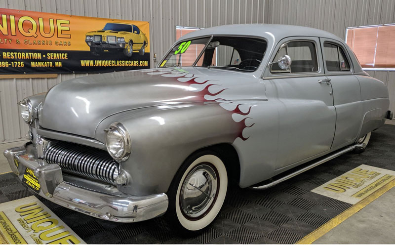 1950 Mercury Monterey Lead Sled