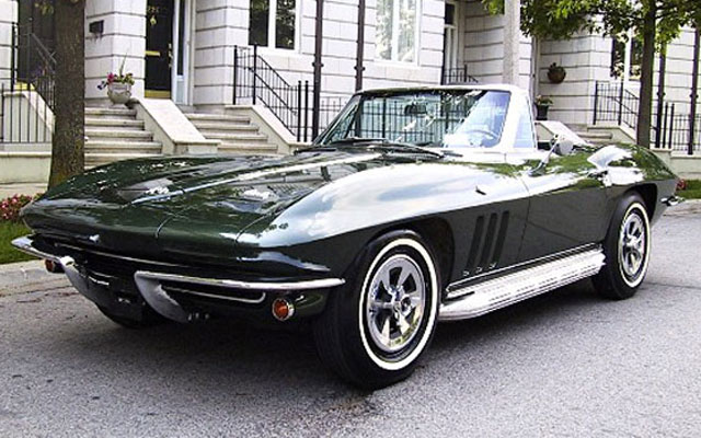 1965 Corvette Convertible Deal of the Day
