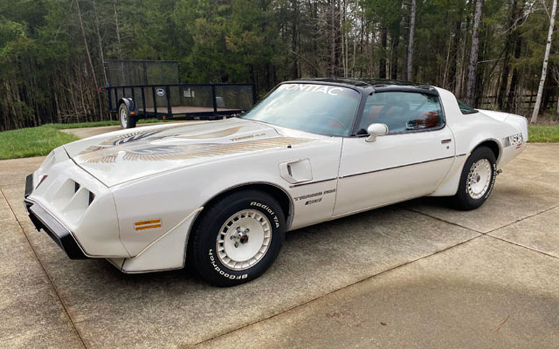 Trans Am NASCAR Daytona Pace Car