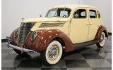 1937 Ford Fordor Sedan