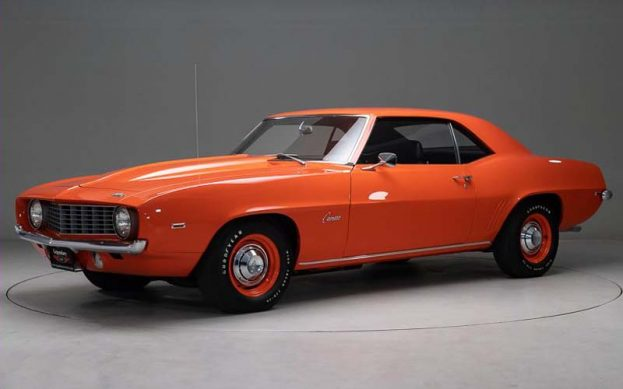 1969 COPO Camaro L72 427/425