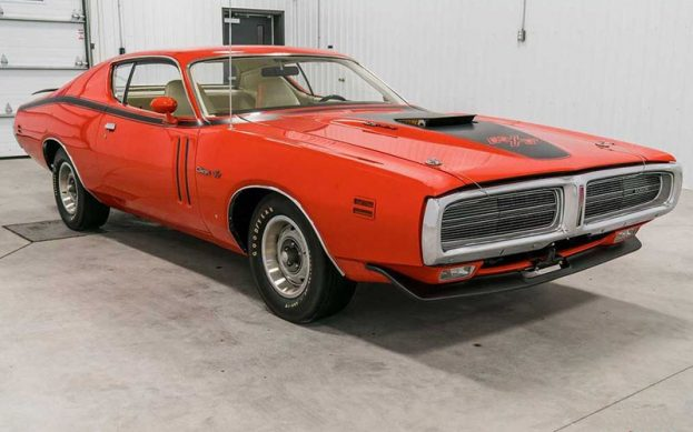 Last of the B-Body Hemi Chargers