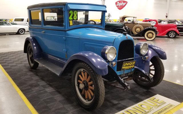 1928 Willys Whippet Model 96